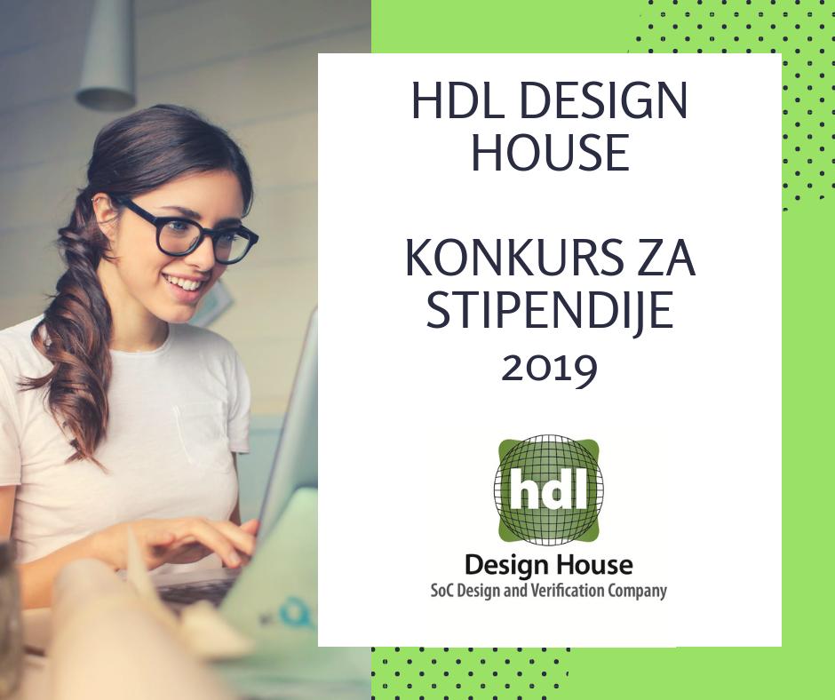 stipendije kompanije HDL Design House